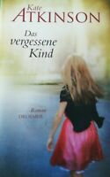 Kate Atkinson - Das vergessene Kind (2011) Thriller Gebundenes Buch Droemer