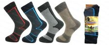 3 Pairs Mens Thermal Hiking Boot Socks Thick Winter Warm Adults Walking