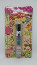 Fairy Palace 4 colour eye shimmer shadows with Brush for a little princess