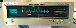 Vintage MARANTZ Model 104  AM / FM Tuner Receiver