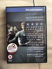 The Social Network DVD (2011) Jesse Eisenberg