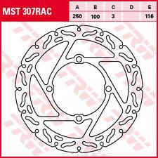 disque de frein avant  TRW  MST 307 RAC  KAWASAKI 125  200  250 KX  KX-F KLX KDX