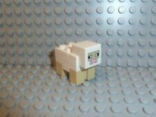 LEGO® Minecraft 1x Figur Schaf Sheep minesheep01 21114 21127 21125 F1212