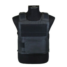More details for outdoor hunting vest body protecting combat defence security safety guard tool
