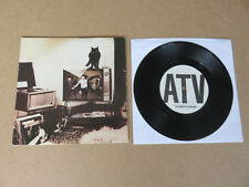 "ALTERNATIVE TV How Much Longer 7"" RARE 1977 ALTERNATIVE VERSIONS UK ORIGINAL ATV"