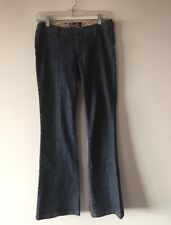 Volcom Stone Gals Jeans Side Zip Stretch Boot Cut Women's Size 3 29 x 31
