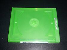 QTY of 5 Original OEM Microsoft XBox One 1 Replacement Game Box Case CD DVD