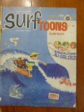 SURFTOONS PETERSON'S NUMBER 3 SURFING SURF MAGAZINE