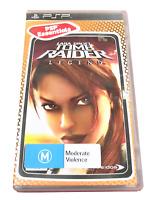 Lara Croft Tomb Raider Legend Sony PSP Game