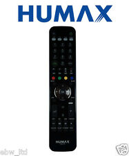 GENUINE Humax RM-F04 Remote Control For Humax HD Fox T2 and HDR Fox T2
