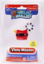 World's Smallest VIEW-MASTER Viewmaster Viewer/Reel Mini Toy