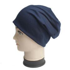 Fashion Navy Blue Warm Oversized Ski Slouch Street Hip Hop Hat Cap Baggy Beanies