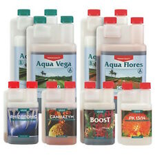 Canna Aqua Kit Starter Pack - Kit Completo Fertilizzanti