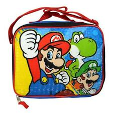 NEW Super Mario Rectangle Lunch Bag with Strap