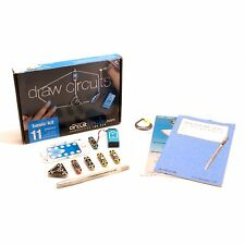 Circuit Scribe Basic Kit: Draw Circuits Instantly - Conductive Ink Pen