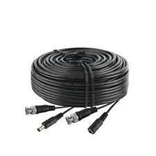 300ft 300 ft 100M BNC CCTV Video Power Cable for CCD Security Camera DVR Wire
