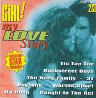 Bravo Girl-My Love Story (1997) Backstreet Boys, Scooter, Boyzone, Take.. [2 CD]