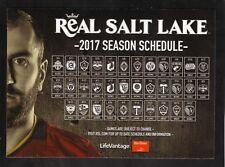 Real Salt Lake--2017 Magnet Schedule
