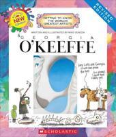 GEORGIA O'KEEFE - VENEZIA, MIKE - NEW PAPERBACK BOOK
