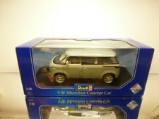 REVELL 08431 VW MICROBUS CONCEPT CAR - GREEN 1:18 - EXCELLENT CONDITION IN BOX
