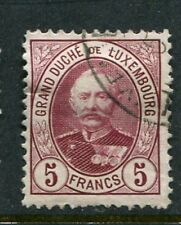Luxembourg #69 Used