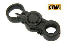 CYMA Metal MP5 Front Sight For CM027 AEG (Black) CYMA-0006