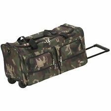 d4abb347c2a2 Polyester Camouflage Duffle Bags