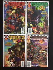 4 Issue Lot - Generation Next 1 2 3 4 Age Of Apocalypse X-Men
