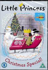 PEQUEÑA PRINCESA - Christmas Especial (DVD, 2012) - Nuevo Precintado