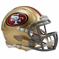 San Francisco 49ers Riddell NFL Mini Speed Football Helmet