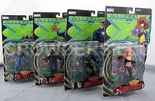 Marvel Mutant X Complete Set Havok Goblin Queen Fallen & BloodStorm Brand New 01