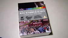 The Wonderful Worlds of Ray Harryhausen Volume One 1955-1960 Blu-ray Indicator
