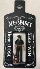 """Lemmy Motorhead Custom 3.75"""" Action Figure Handmade-Numbered-Limited Edition!"""
