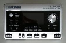 BOSS Micro BR-80 - Recorder - 1 Jahr Gewährleistung