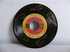 Disque carton PUB La vieille cure CENON Ensemble Jazz Nouvelle Orleans
