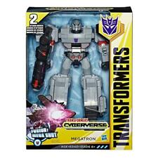 MEGATRON Cyberverse Transformers ULTIMATE Class Action Figure Attacker Toy Robot