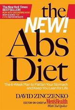 The New Abs Diet: The 6-Week Plan to Flatten Your Stomach and Keep You Lean for