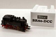 BR80DCC Roco HO Loco vapore tipo BR 80.016 delle DB DIGITALE nuova da start set