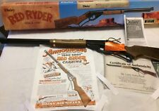 Daisy Red Ryder Model 1938B Bb Rifle in Box New museum collector 468 of 1000