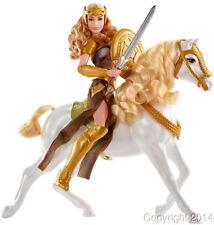 "2017 DC Wonder Woman Movie 12"" Doll Series Queen Hippolyta & Horse Set NEW!"