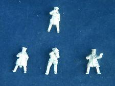 SGTS MESS BN12 1/72 Diecast WWII British Navy Bridge Crew