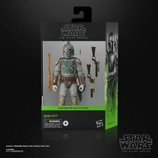 Star Wars The Black Series BOBA FETT Return Of The Jedi Hasbro Pulse Pre-order