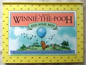 Pop-Up Buch - Winnie the Pooh and some Bees - A.A.Milne