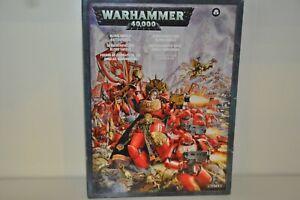 Warhammer 40k Streitmacht Der Blood Angels Top Zustand Unaufgebaut