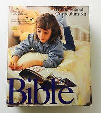 Lifepac Gold Bible Homeschool Curriculum Kit Alpha Omega Grade 4 Not Complete