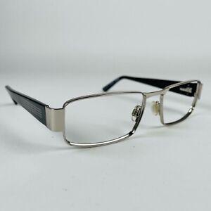 SPECSAVERS eyeglasses  SILVER SQUARE glasses frame MOD: 25390209