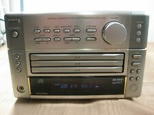 """Denon UD-M5 3 CD AM/FM Compact Receiver-( """" Bad CD Player """" ) Otherwise Working."""