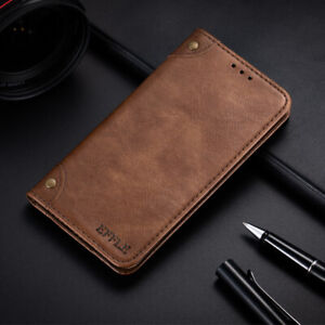Stand Flip Wallet Card Slot Leather Phone Case Cover For Sony Xperia Moble Phone