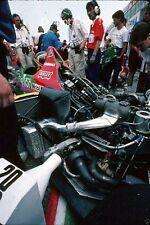 Thierry Boutsen Benetton B187 Italian Grand Prix 1987 PHOTO