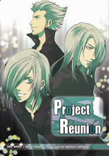 Final Fantasy 7 Vii Ffvii Doujinshi Dojinshi Comic Kadaj Yazoo Loz Project Reuni